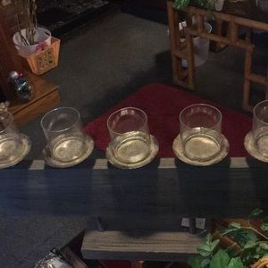 FIVE TIER CANDLELIGHT HOLDER NEW